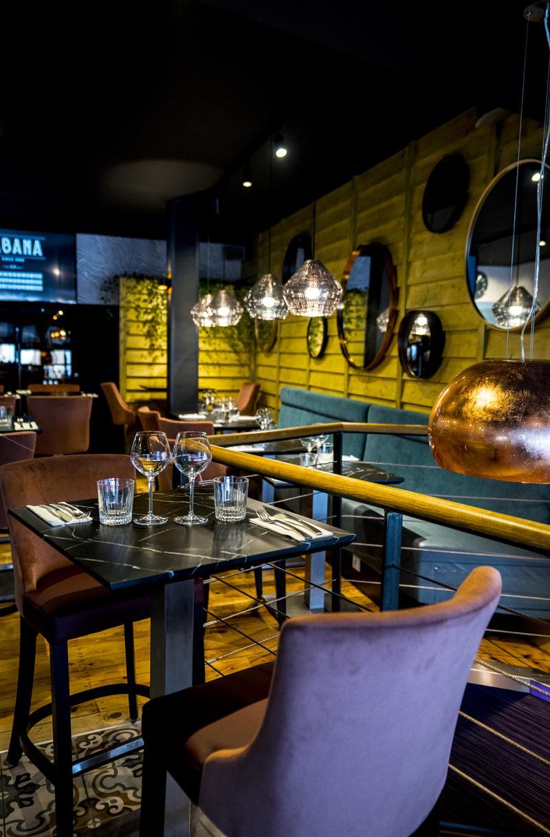 Le Cabana Ambiance Restaurant