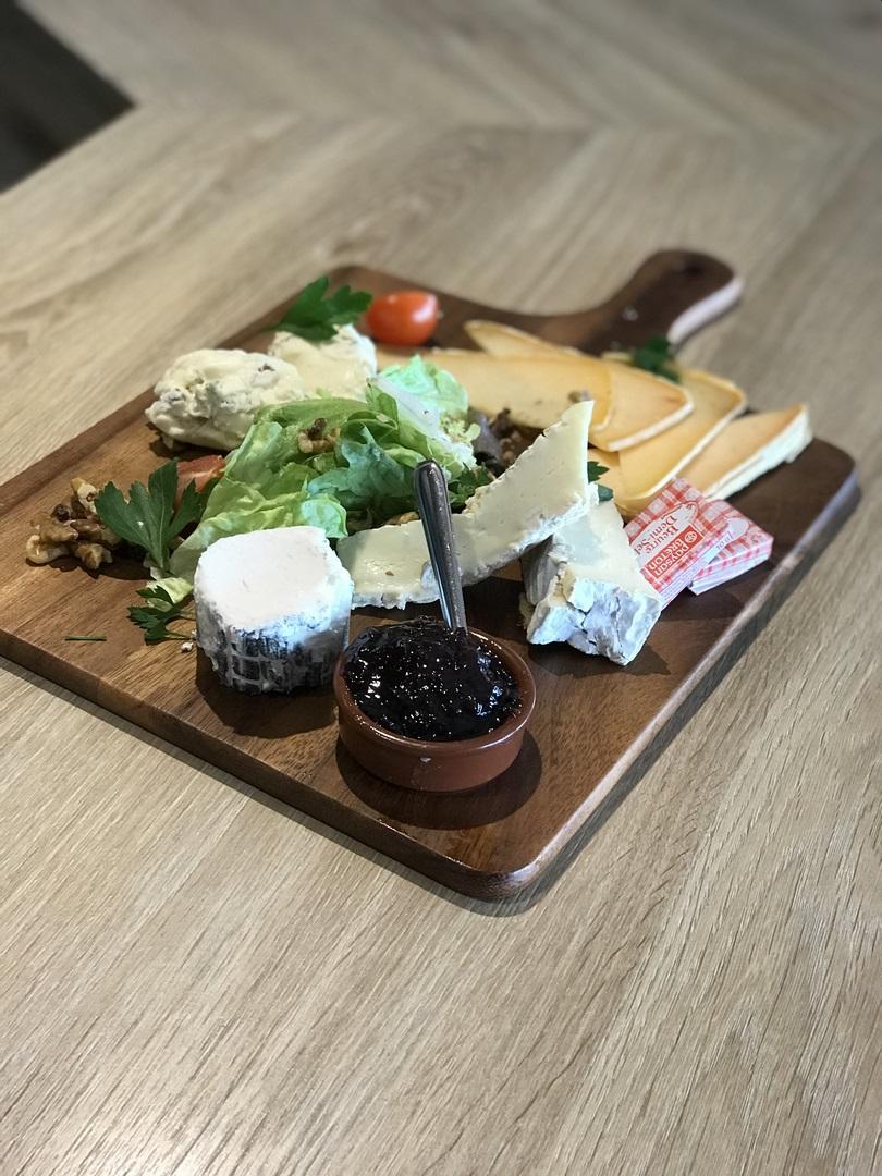 Le Cabana plateau fromage Angoulême