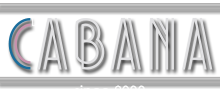 Le Cabana Bar Lounge restaurant logo