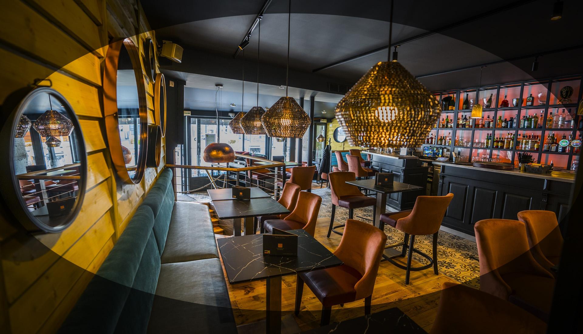 Le Cabana Bar Lounge restaurant