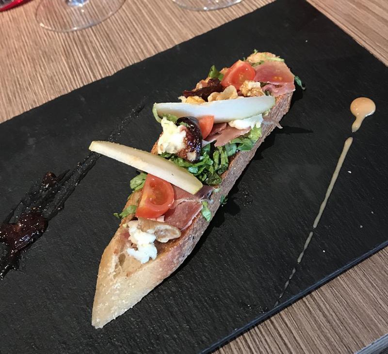 Le Cabana restaurant spécialités menu