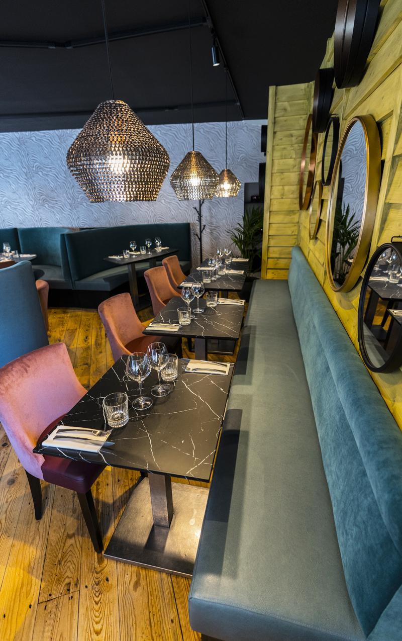 Le Cabana Salle Restaurant Angoulême
