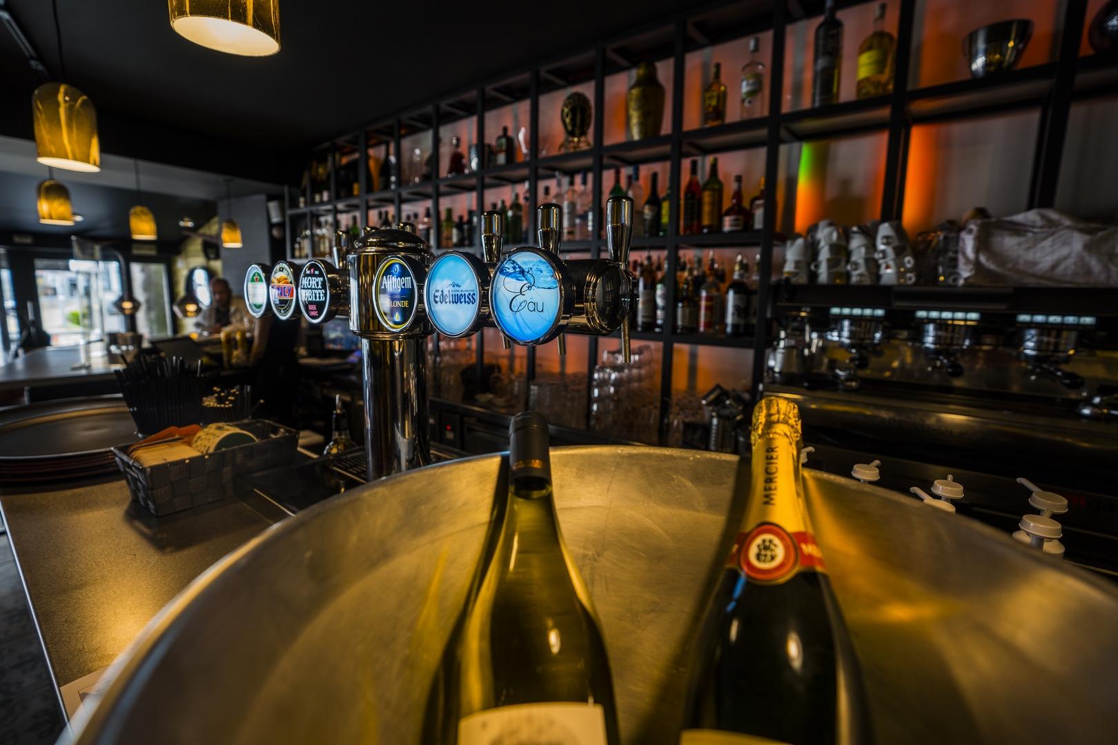 Le Cabana bar restaurant Angoulême