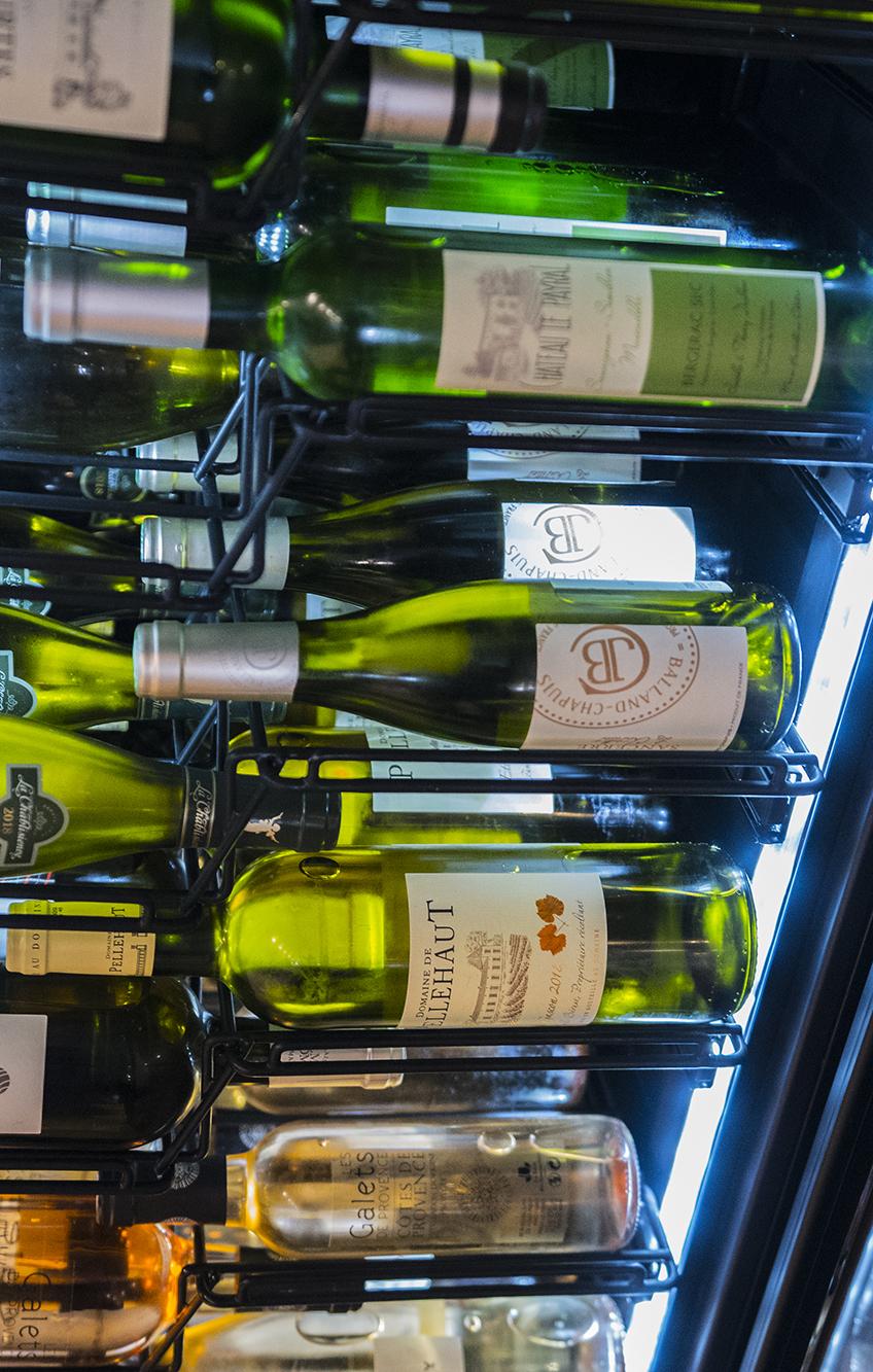 Le Cabana cave vins blancs Angoulême