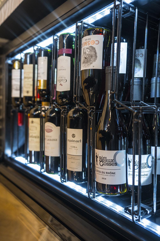 Le Cabana cave vins rouges Angoulême