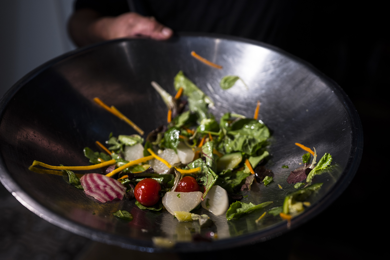 Le Cabana salade saison Angoulême