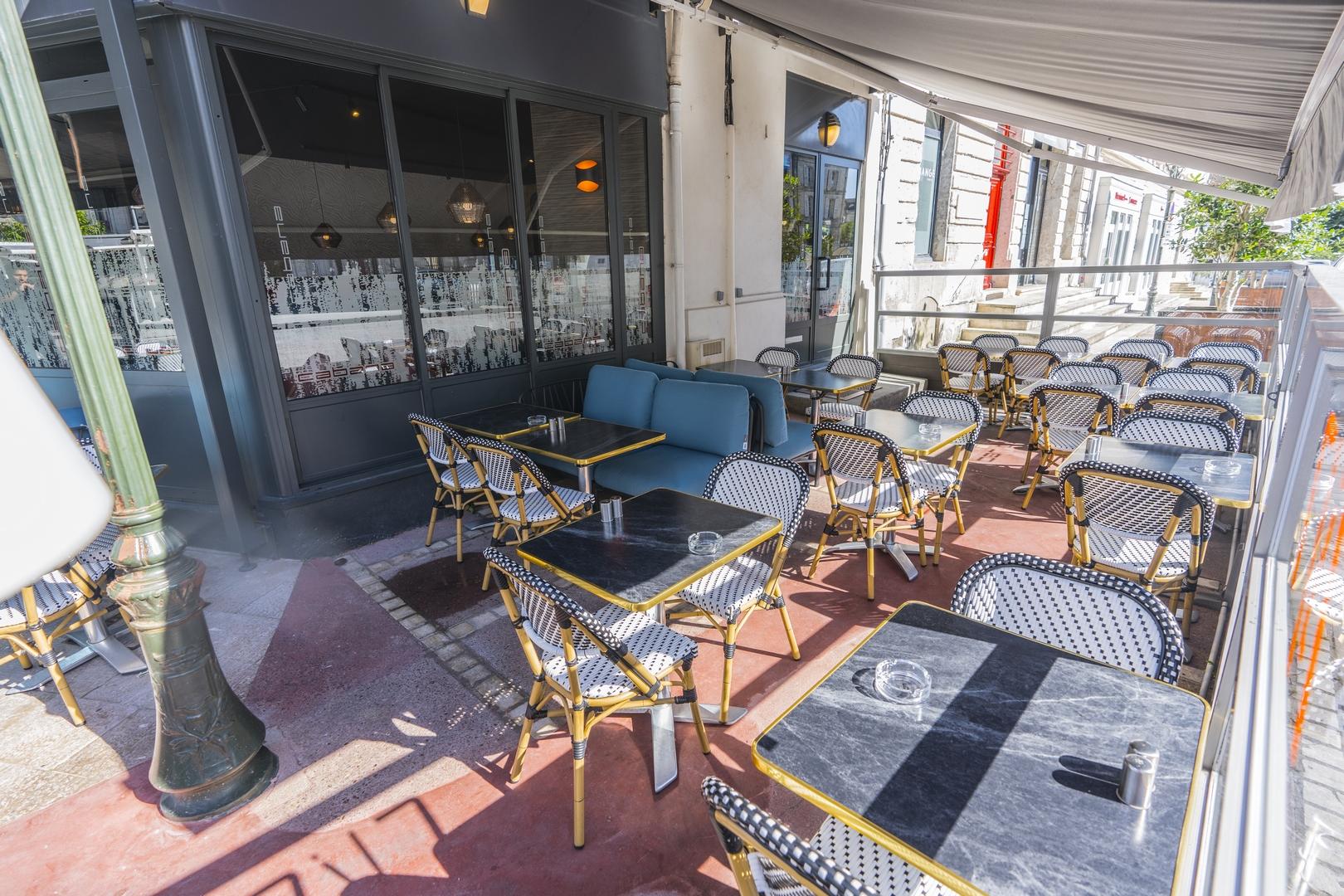 Le Cabana terrasse Restaurant