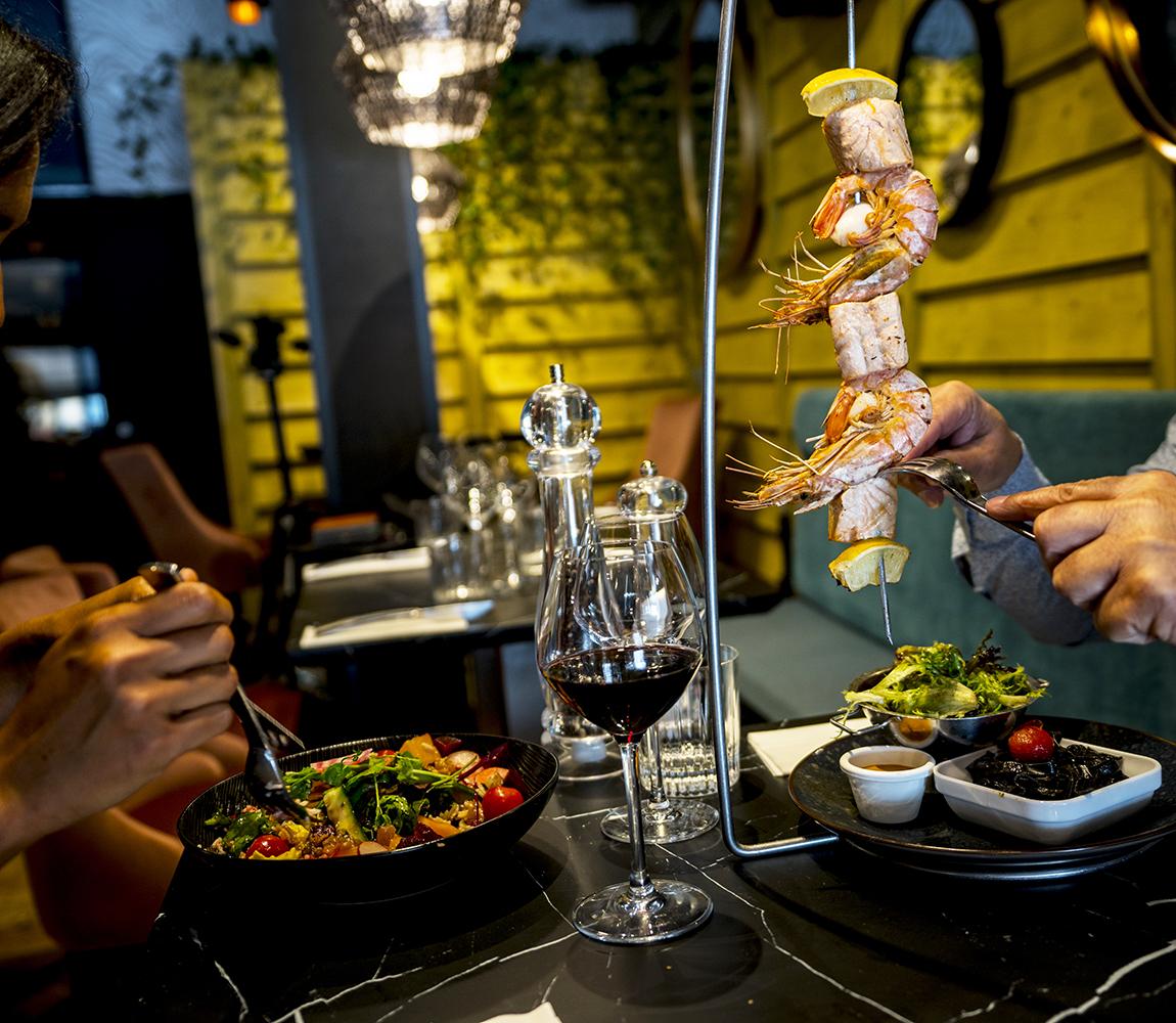 Le Cabana restaurant brochettes Angoulême