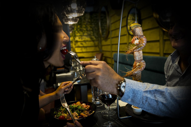 Le Cabana dîner couple Angoulême