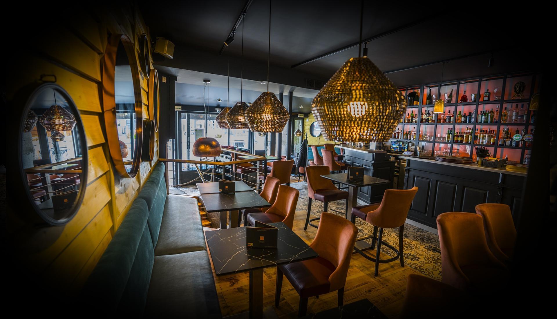 Le Cabana Restaurant à Angoulême