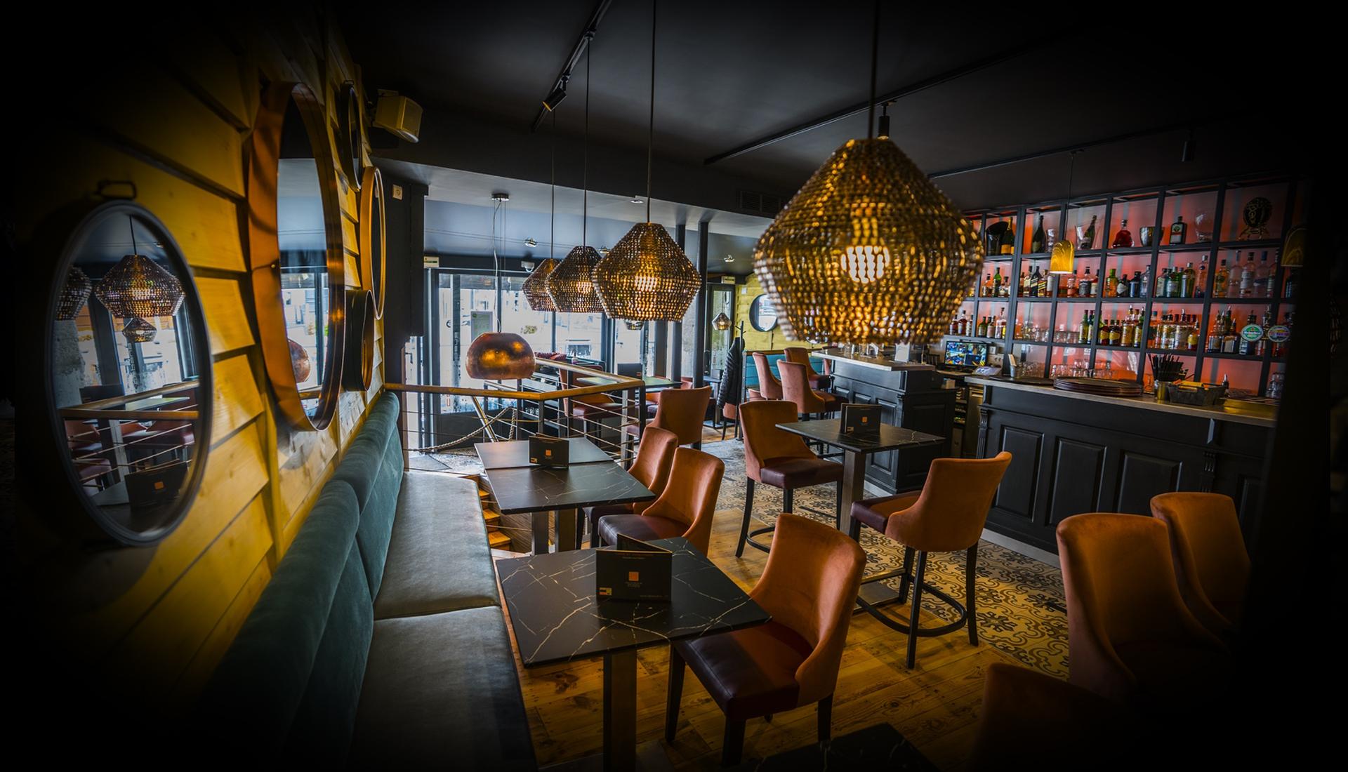 Le Cabana restaurant brasserie Angoulême