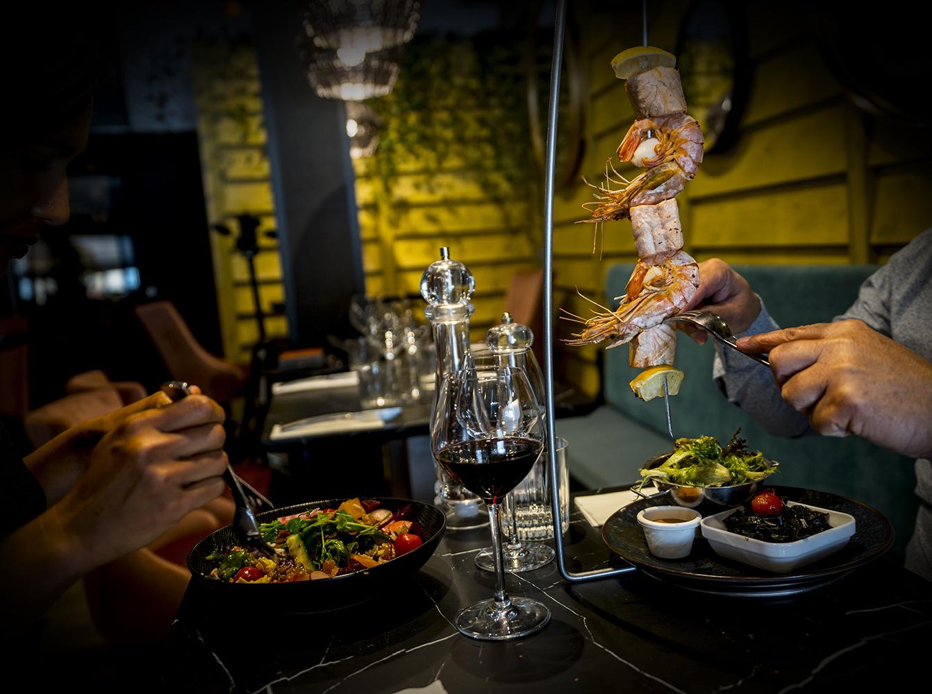 Le Cabana restaurant menu carte Angoulême